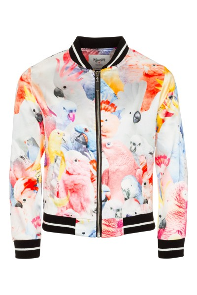 Parrot Bomber jacket