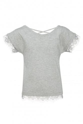T-shirt Romantic Lace