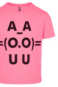 T-shirt Pinky Cat