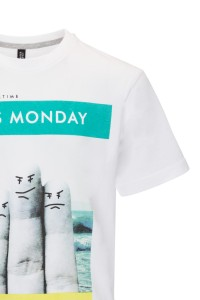 T-shirt Less Mondays