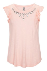 T-shirt Pink Diamonds