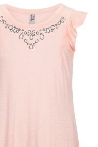 T-shirt Pink Diamonds