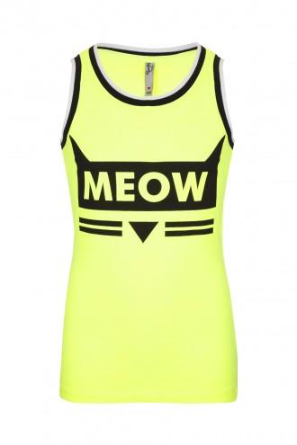 Bluzka Neon Meow