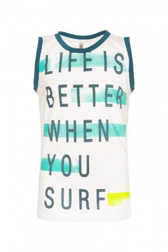T-shirt Surf Life