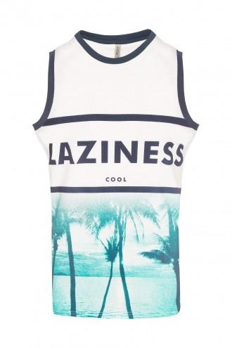 T-shirt Laziness