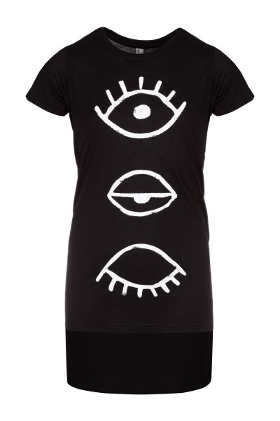 T-shirt Long Eye