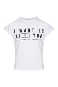 T-shirt Kiss or Kill