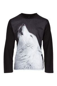 Bluzka White Wolf