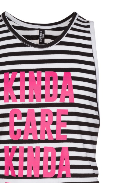 T-shirt Kinda care, Kinda don't
