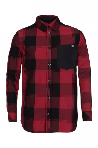 Koszula Black&Red