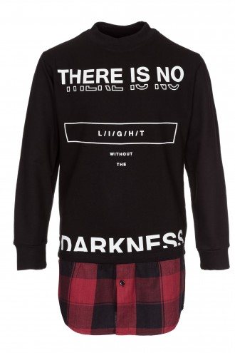 Bluza There Is No Darkness