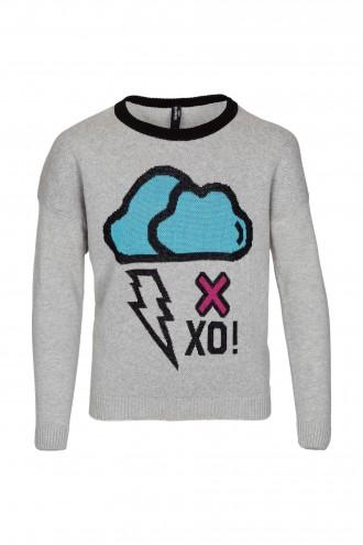 Sweter XOXO