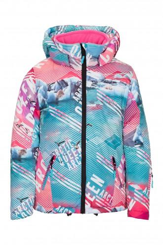 Nieprzemakalna kurtka narciarska