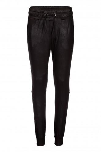 Spodnie Black Shine