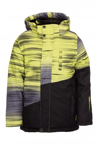 Nieprzemakalna kurtka narciarska dla chłopaka.