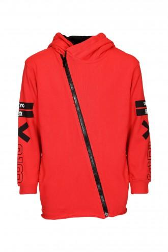 Bluza chłopięca Red Ninja
