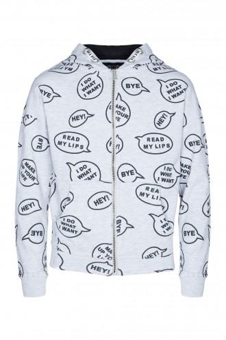 Bluza z zabawnym nadrukiem