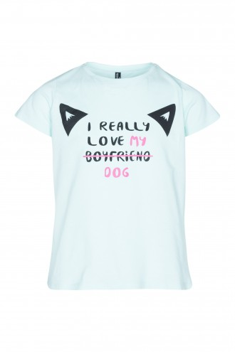 T-shirt z zabawnym nadrukiem
