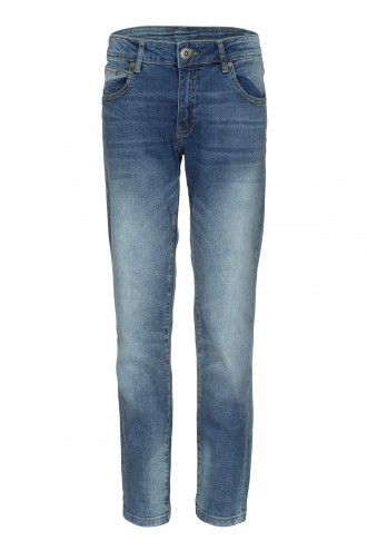 Spodnie dżinsowe Rocky SUPER LOOSE
