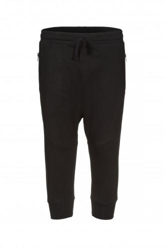 Spodnie z rozszerzonym krokiem