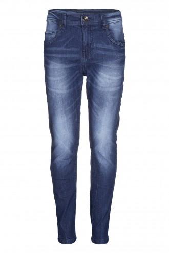 Spodnie dżinsowe z przetarciami Extreme