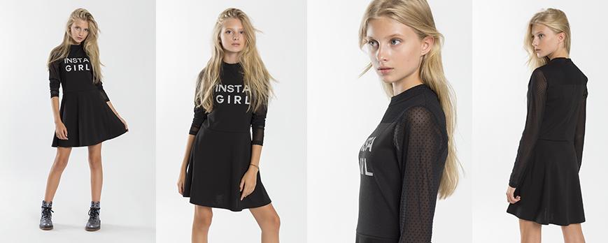 Wigilia - sukienka dziewczęca