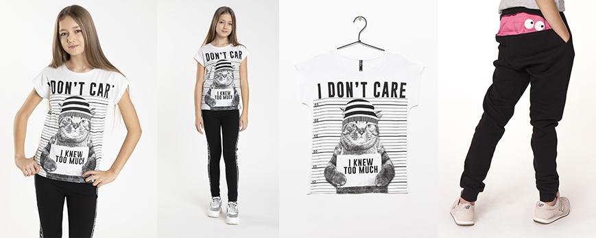 T-shirt - I DO NOT CARE