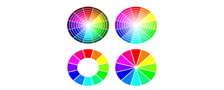 Zestawienie kolorów do stylizacji