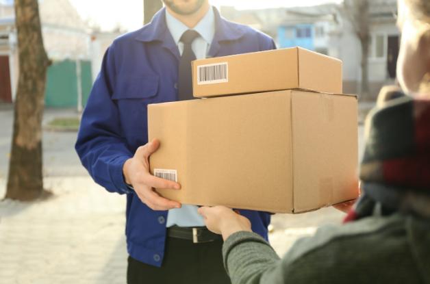 Odbierz przesyłkę w domu i zapłać bezpośrednio kurierowi.